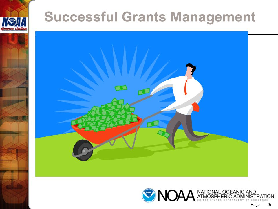 Successful Grants Management