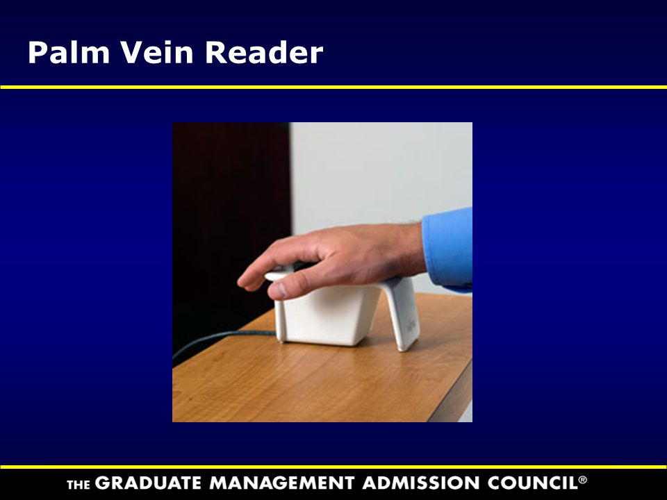 Palm Vein Reader