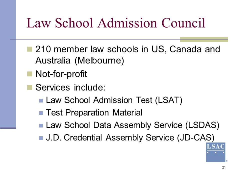 Law School Admission Council