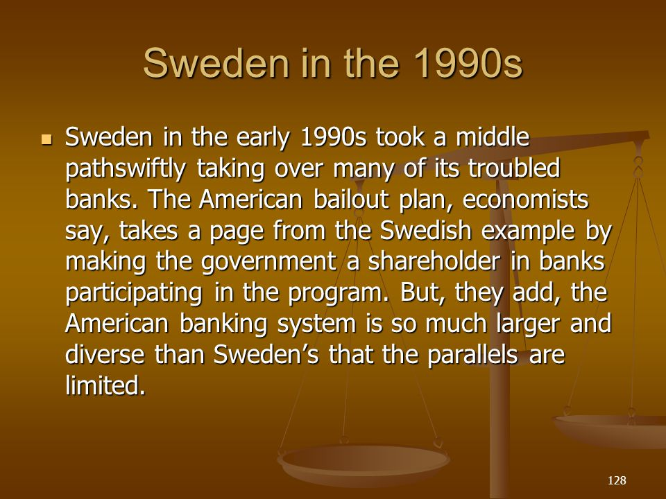 Sweden in the 1990s