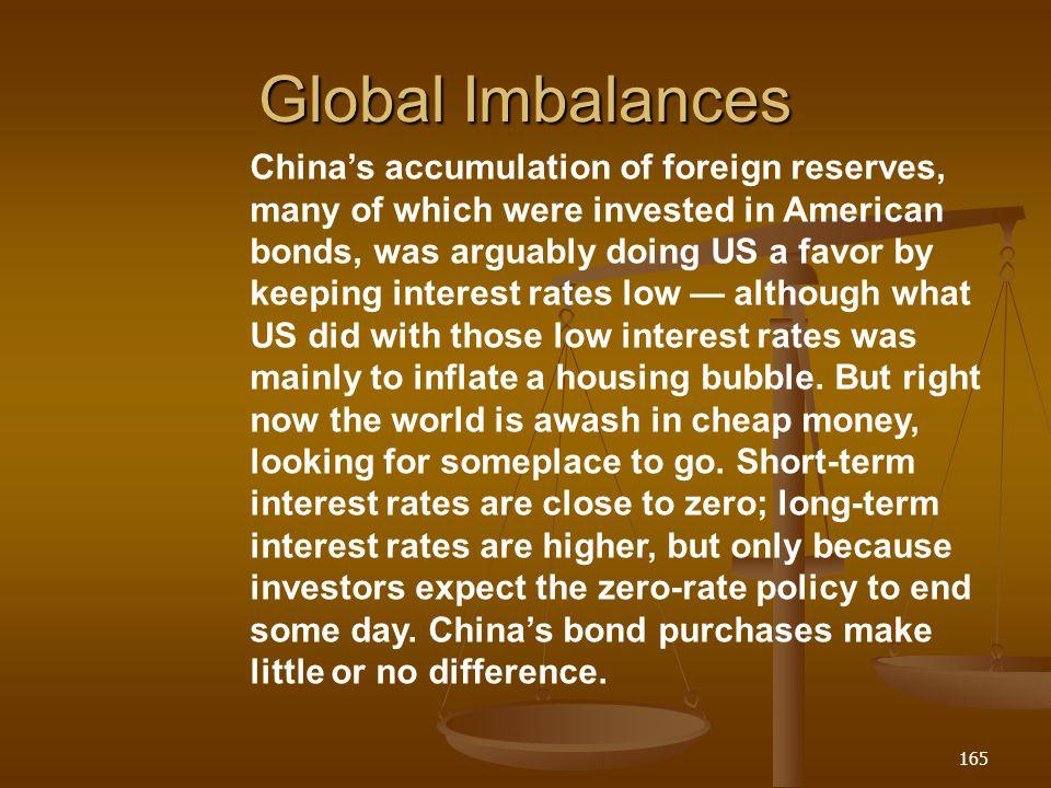 Global Imbalances