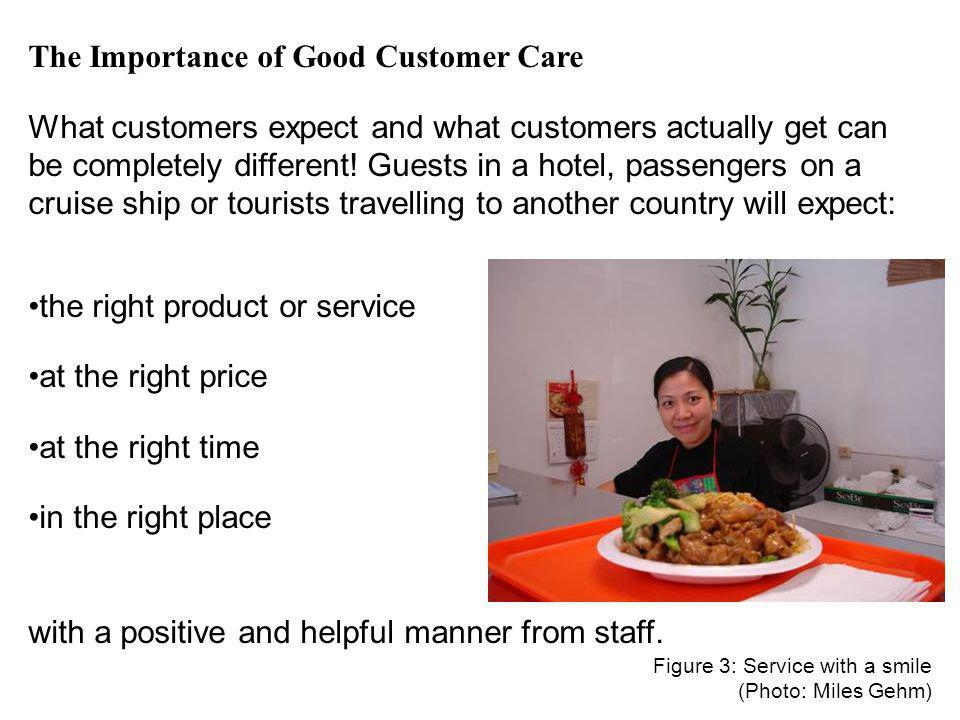 The Importance of Good Customer Care