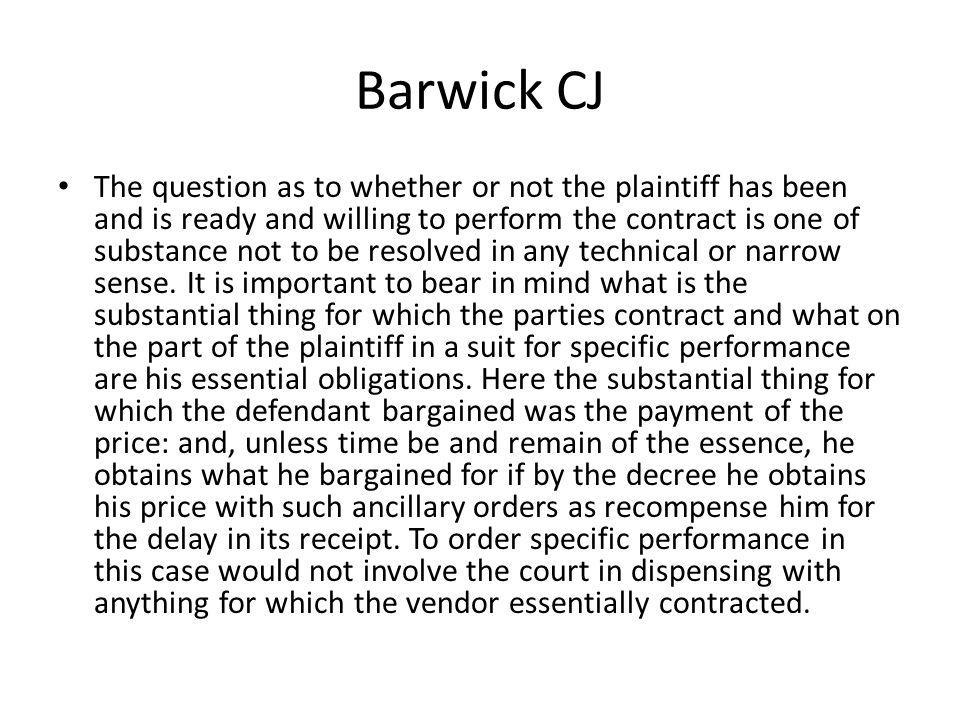 Barwick CJ