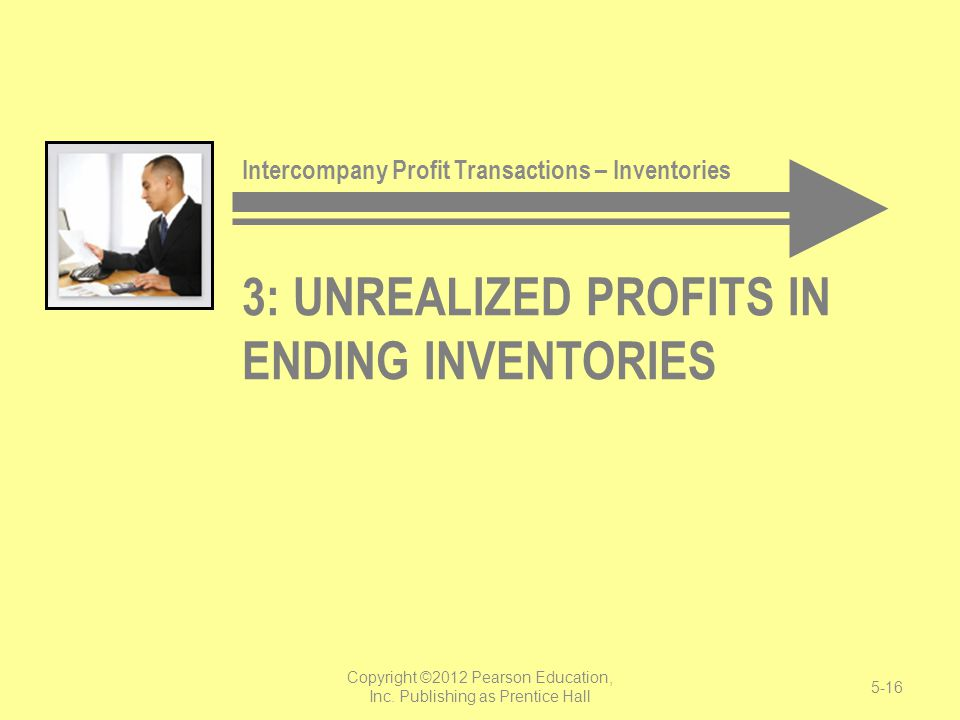 3: Unrealized Profits in Ending Inventories