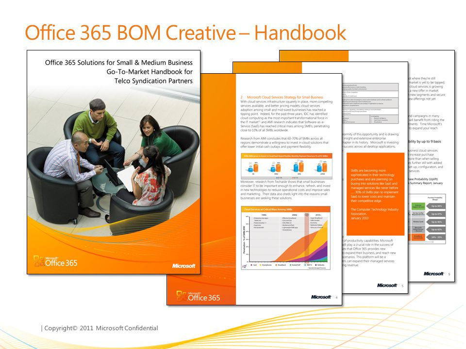 Office 365 BOM Creative – Handbook