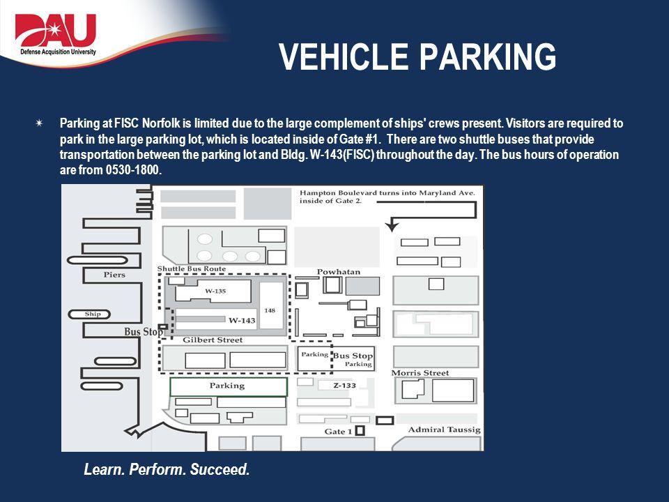 Vehicle Parking