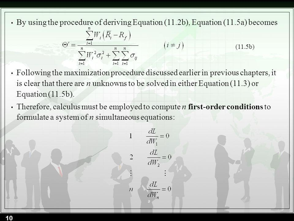 By using the procedure of deriving Equation (11. 2b), Equation (11
