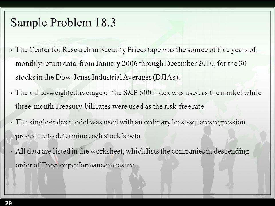 Sample Problem 18.3