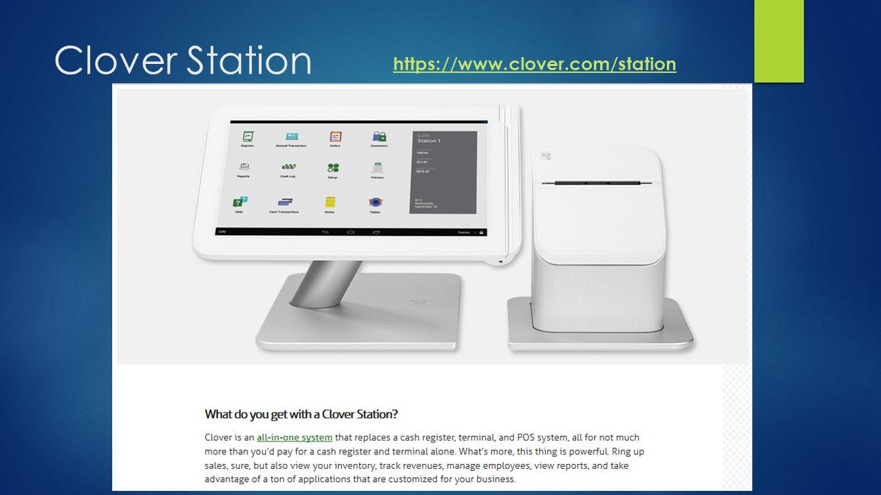 Clover Station https://www.clover.com/station