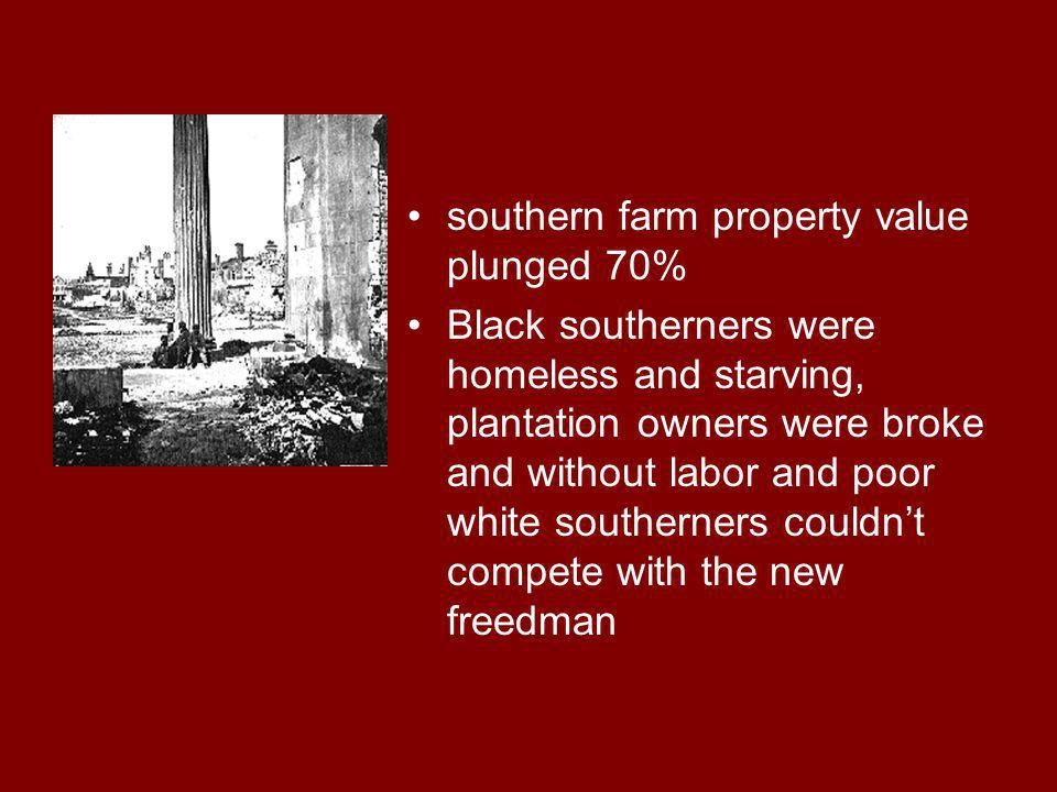 southern farm property value plunged 70%