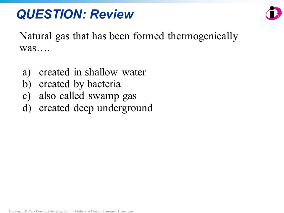 QUESTION: Review created in shallow water created by bacteria