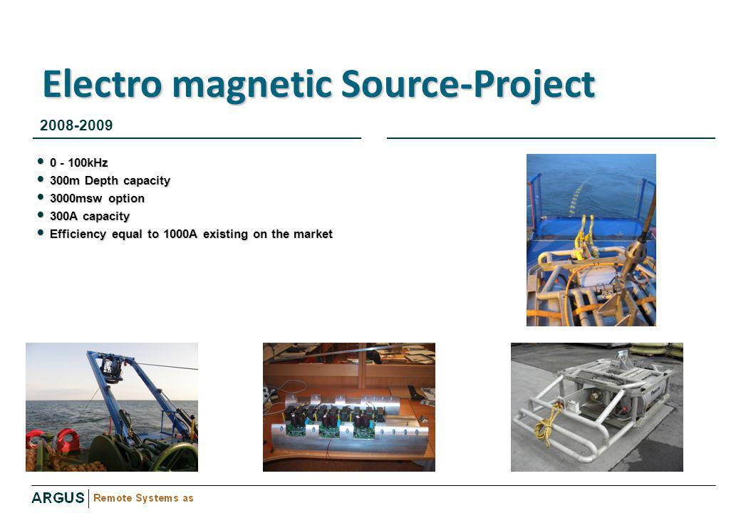 Electro magnetic Source-Project
