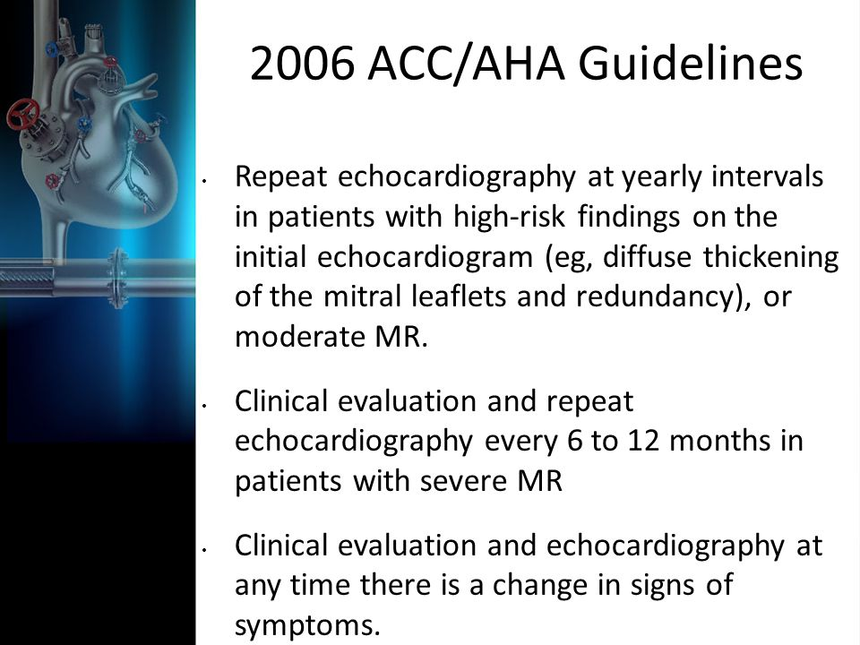 2006 ACC/AHA Guidelines