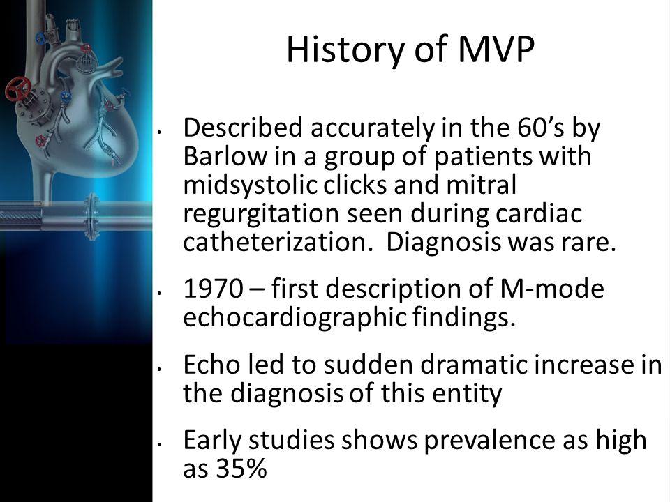 History of MVP