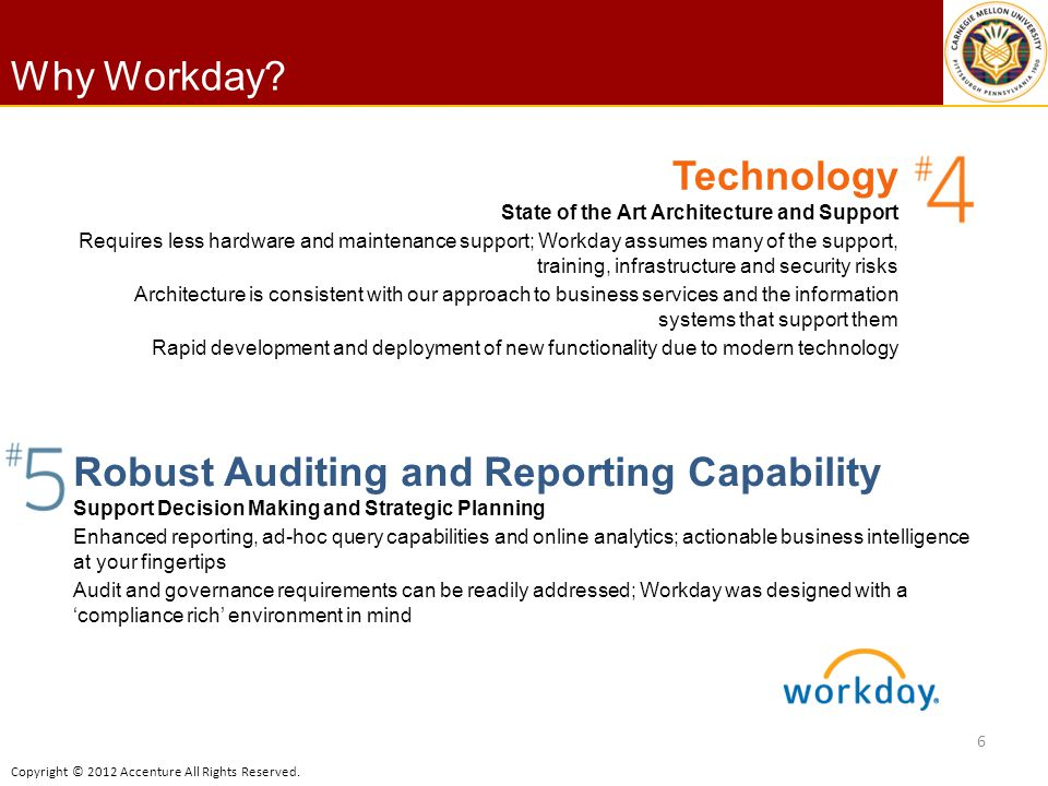 Robust Auditing and Reporting Capability