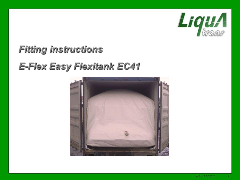 E-Flex Easy Flexitank EC41