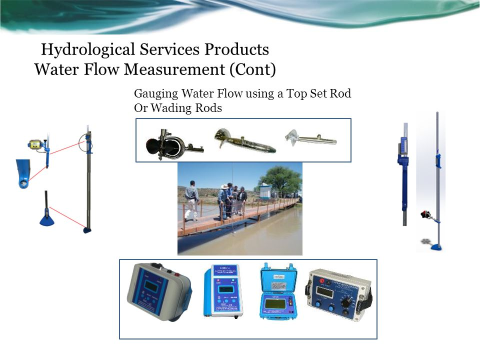 Hydrological Services Products Water Flow Measurement (Cont)