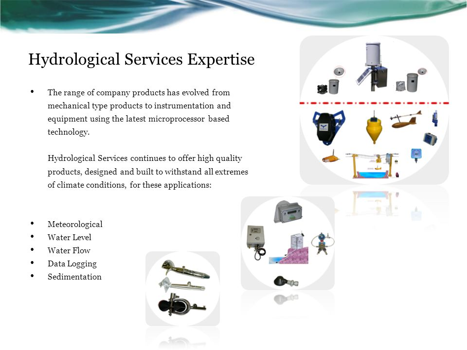 Hydrological Services Expertise
