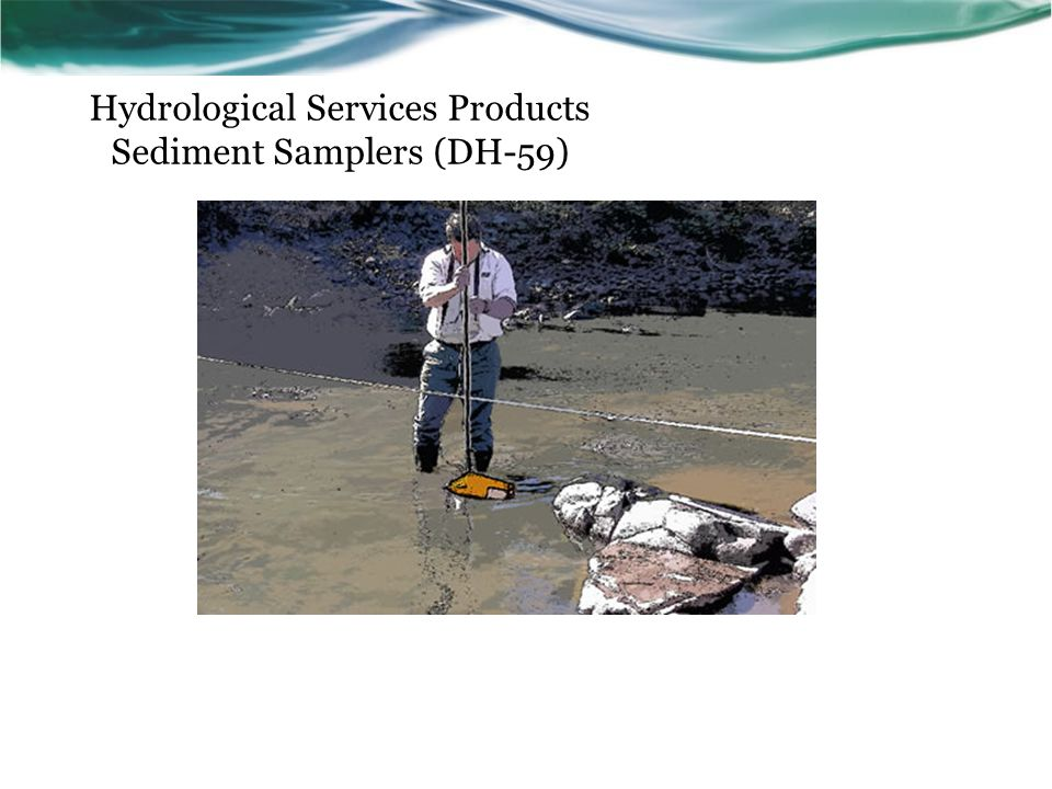 Hydrological Services Products Sediment Samplers (DH-59)