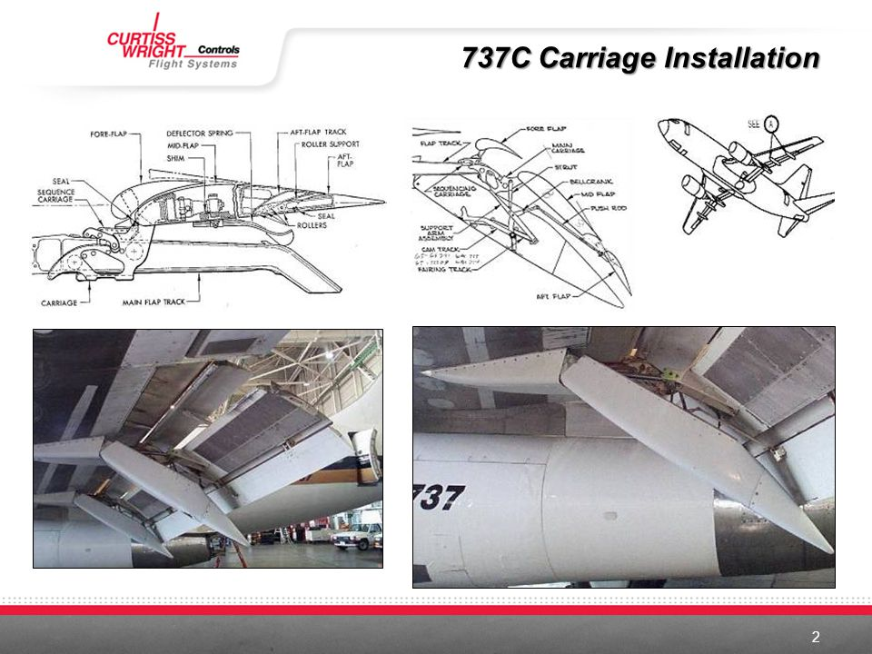 737C Carriage Installation