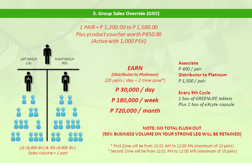 EARN P 30,000 / day P 180,000 / week P 720,000 / month