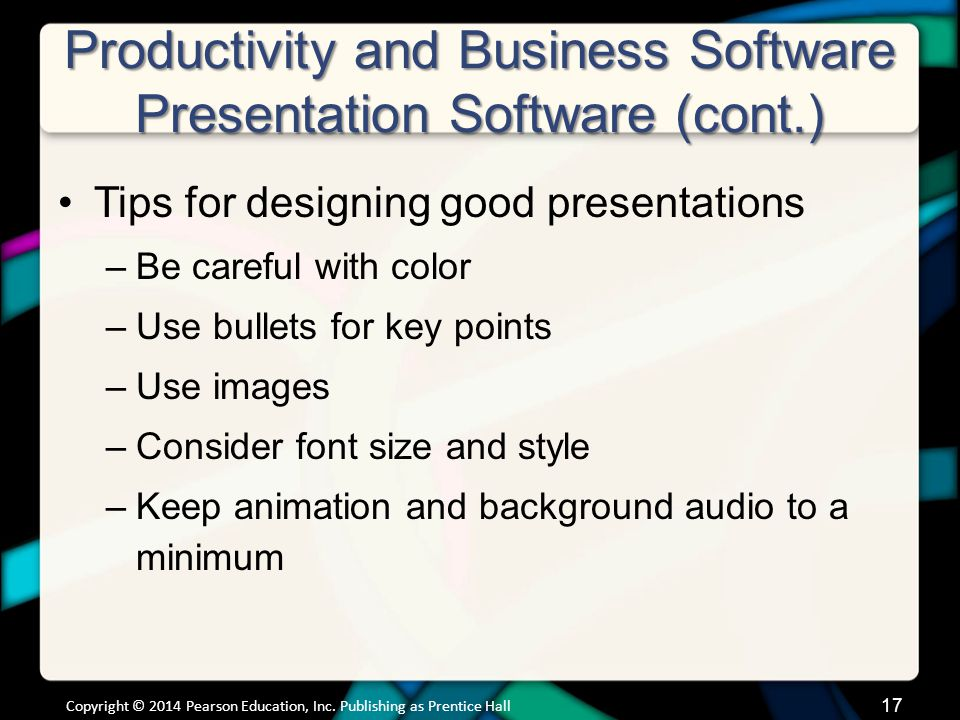Productivity and Business Software Database Software