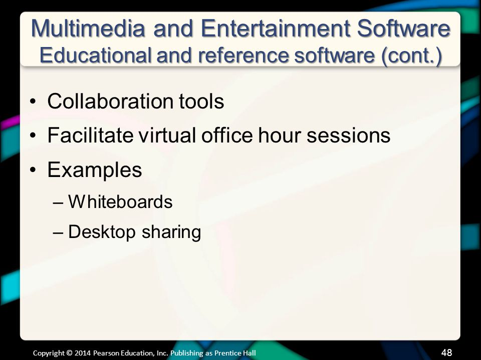 Multimedia and Entertainment Software Drawing Software