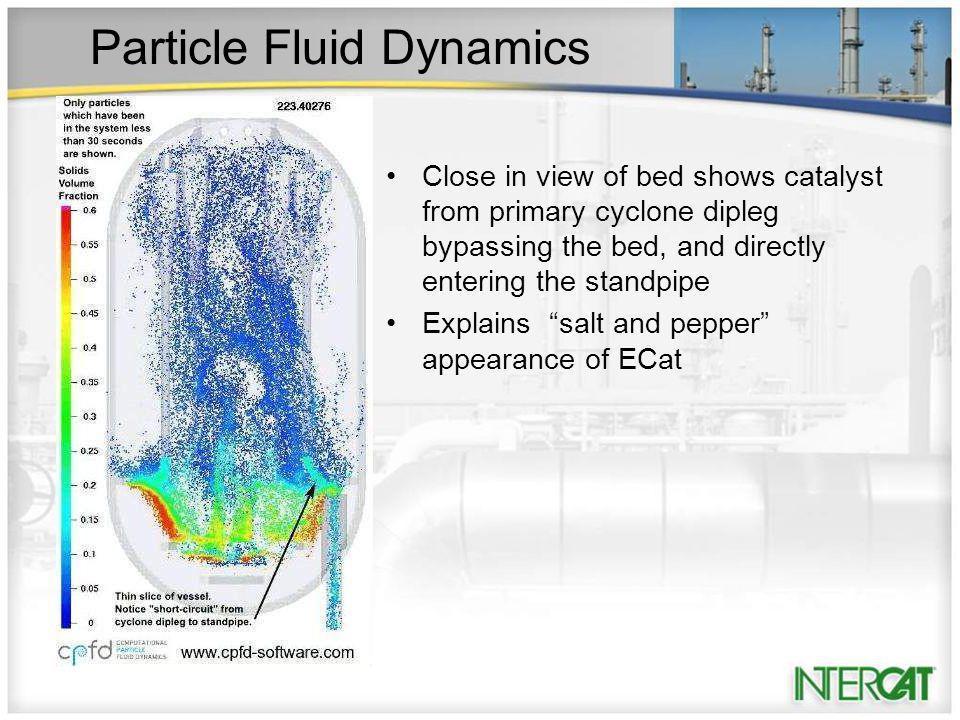 Particle Fluid Dynamics