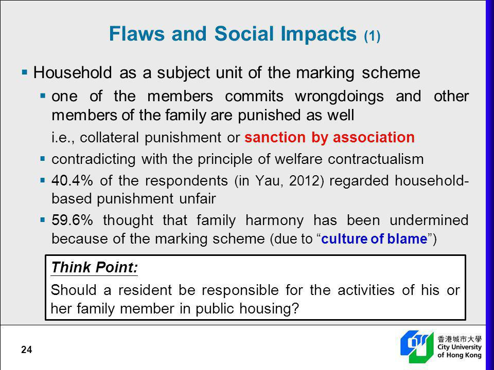 Flaws and Social Impacts (1)