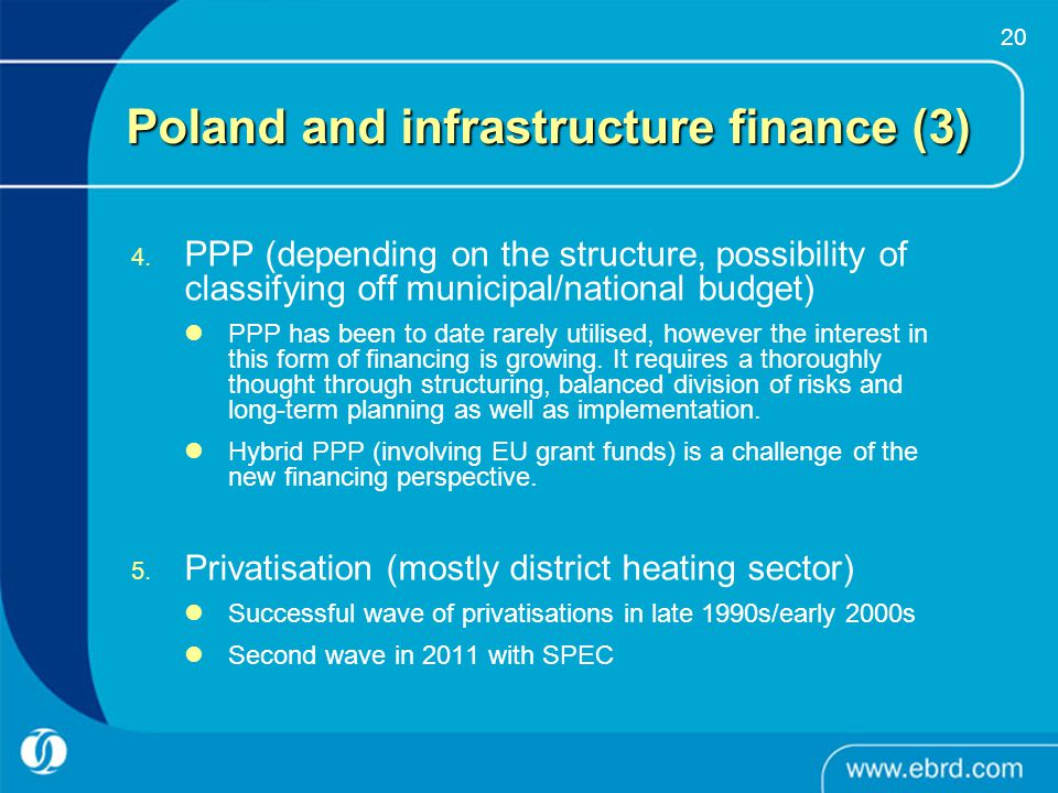 Poland and infrastructure finance (3)