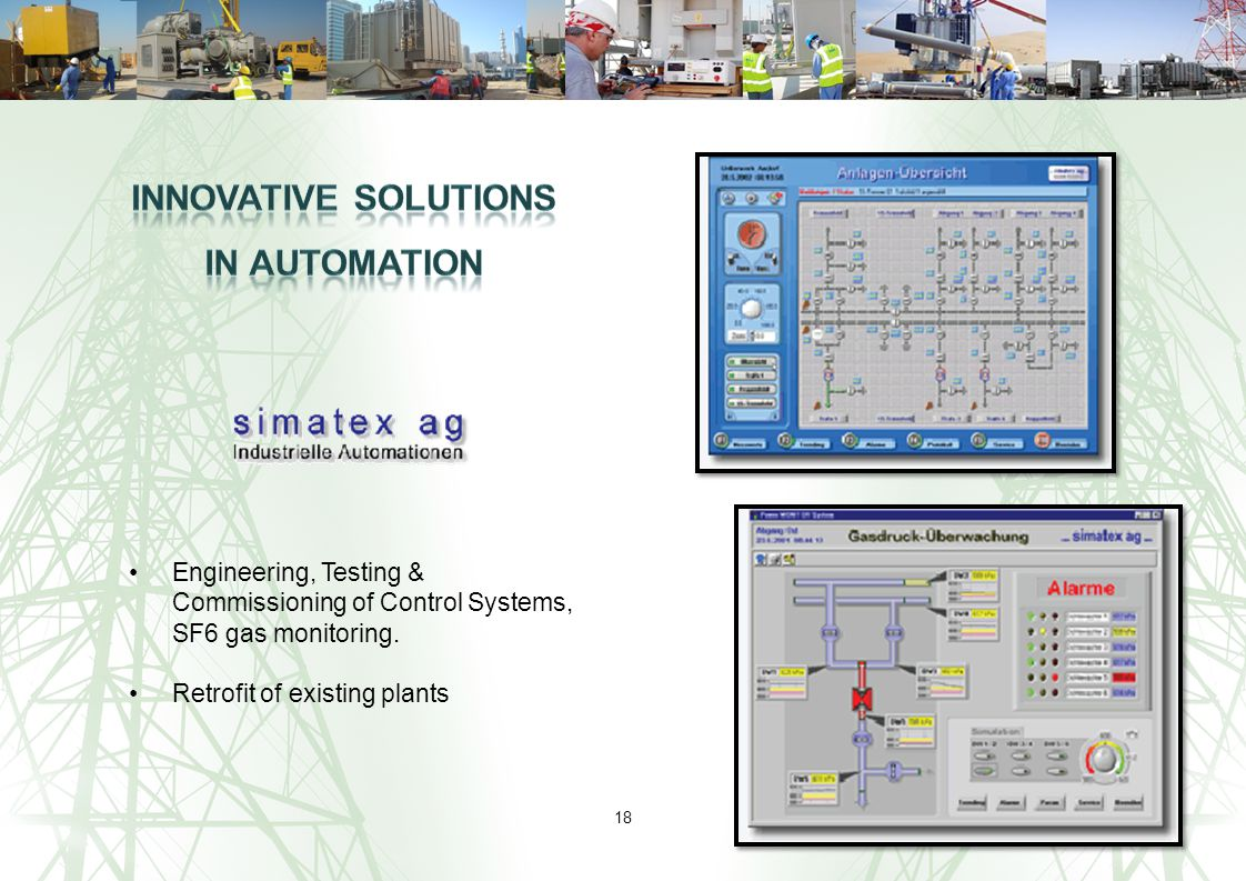 Innovative Solutions in Automation