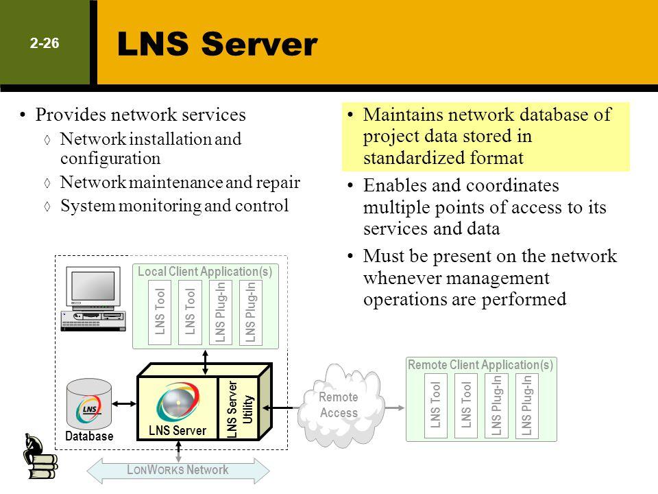 Local Client Application(s) Remote Client Application(s)