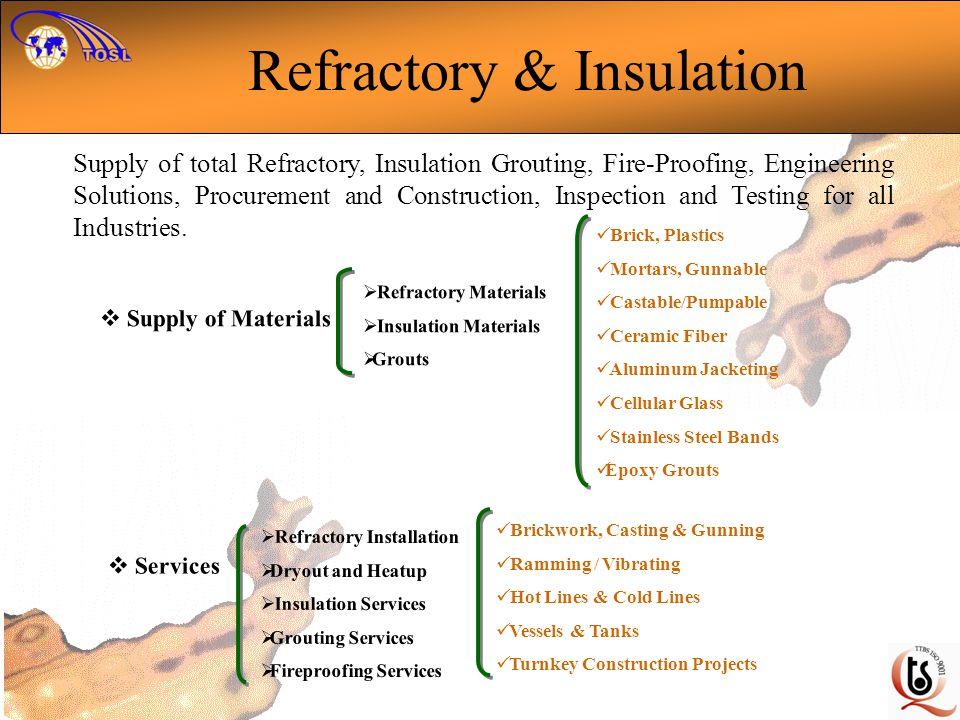 Refractory & Insulation
