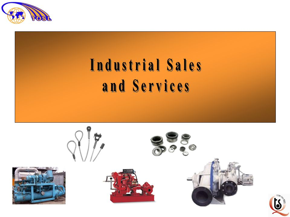 Industrial Sales and Services