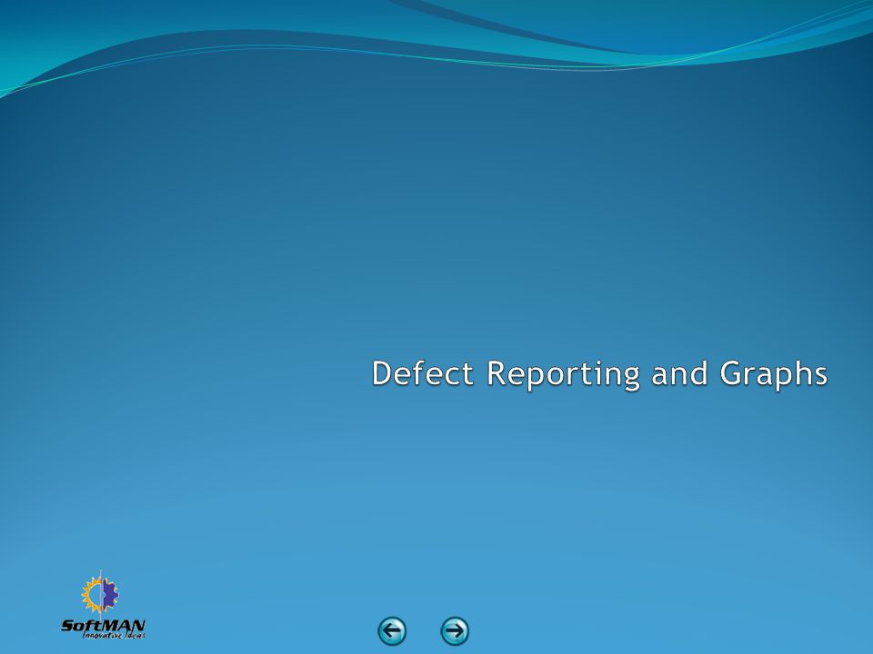 Defect Reporting and Graphs