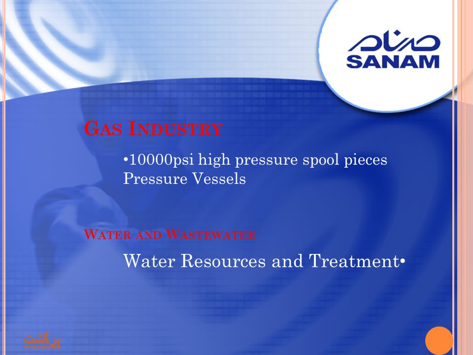Gas Industry Water Resources and Treatment
