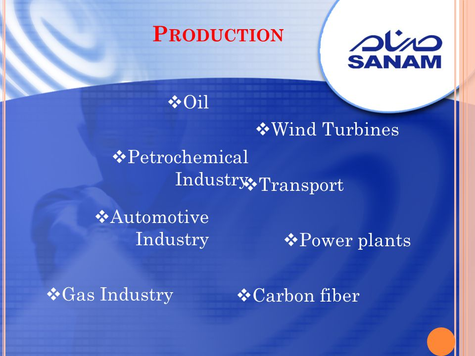 Production Oil Wind Turbines Petrochemical Industry Transport