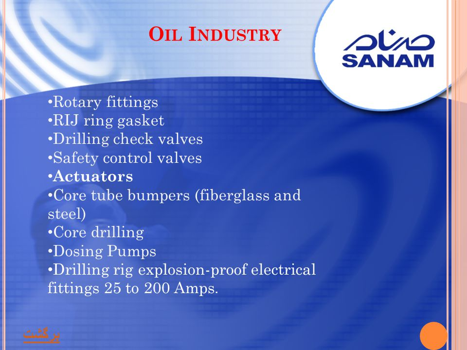 Oil Industry Rotary fittings RIJ ring gasket Drilling check valves