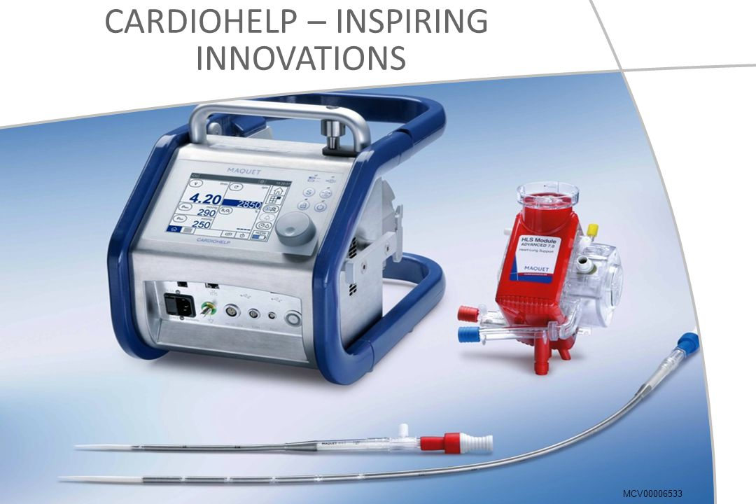 CARDIOHELP – INSPIRING INNOVATIONS