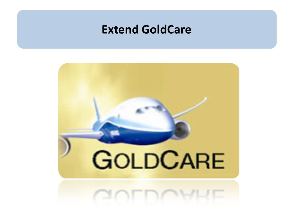 Extend GoldCare