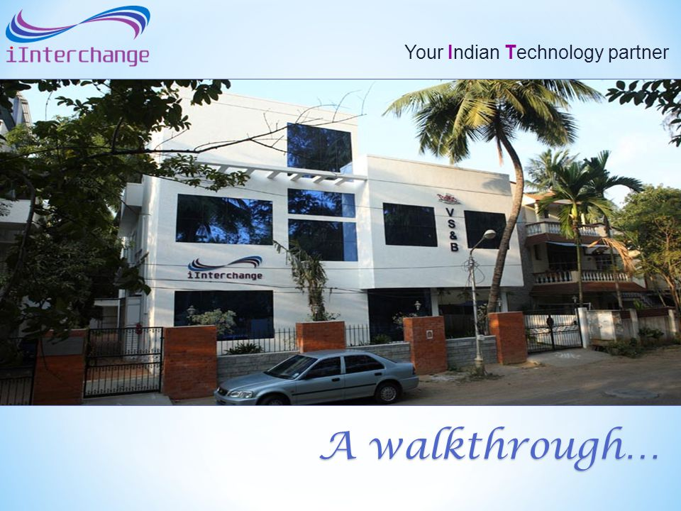 Your Indian Technology partner