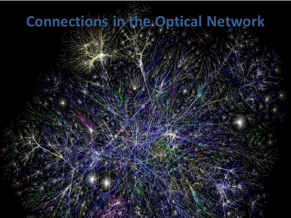 Connections in the Optical Network