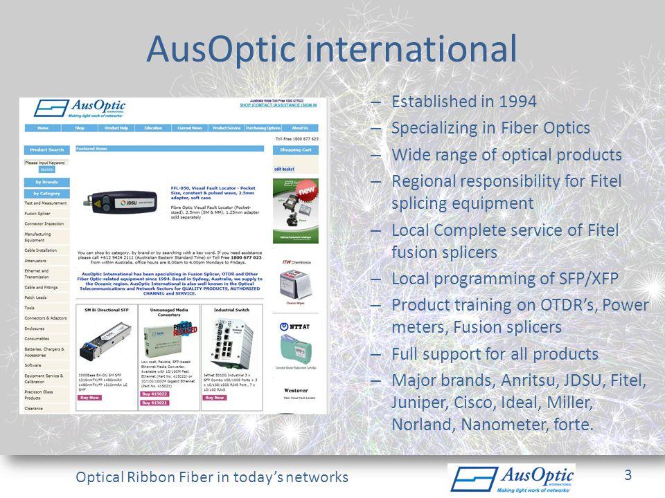 AusOptic international