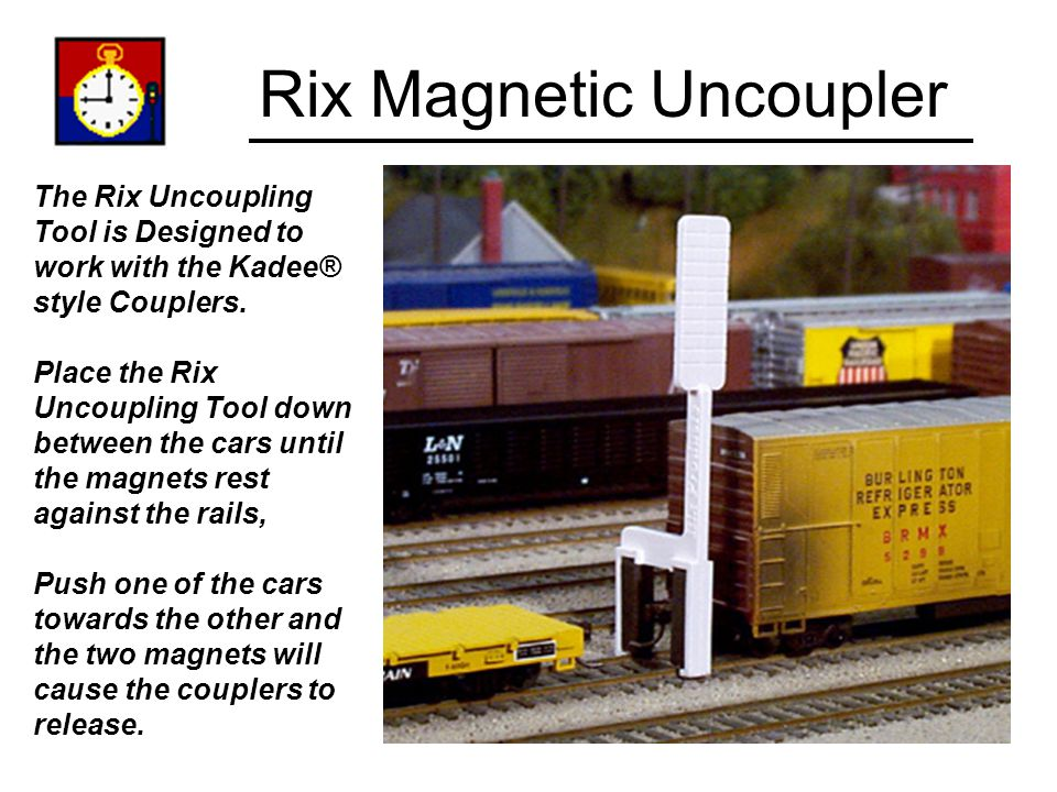 Rix Magnetic Uncoupler