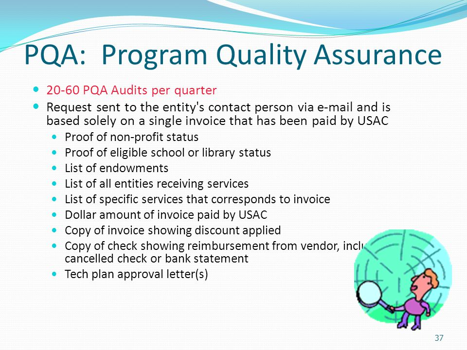 PQA: Program Quality Assurance