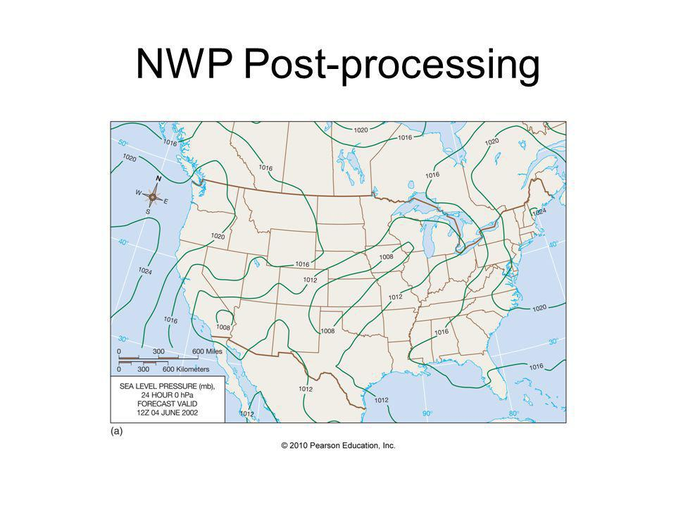 NWP Post-processing
