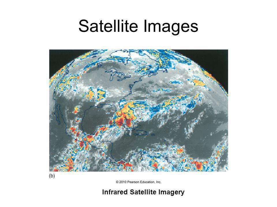 Satellite Images Infrared Satellite Imagery