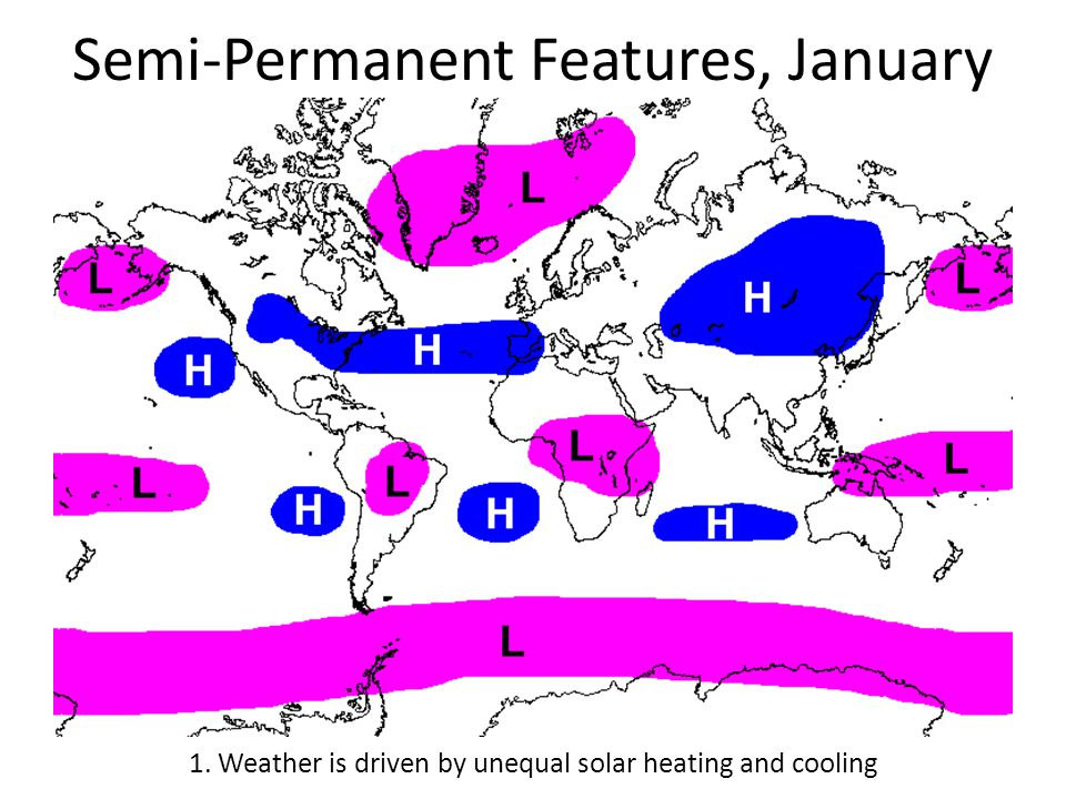 Semi-Permanent Features, January