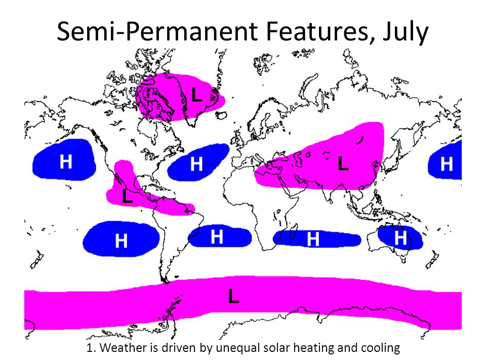 Semi-Permanent Features, July