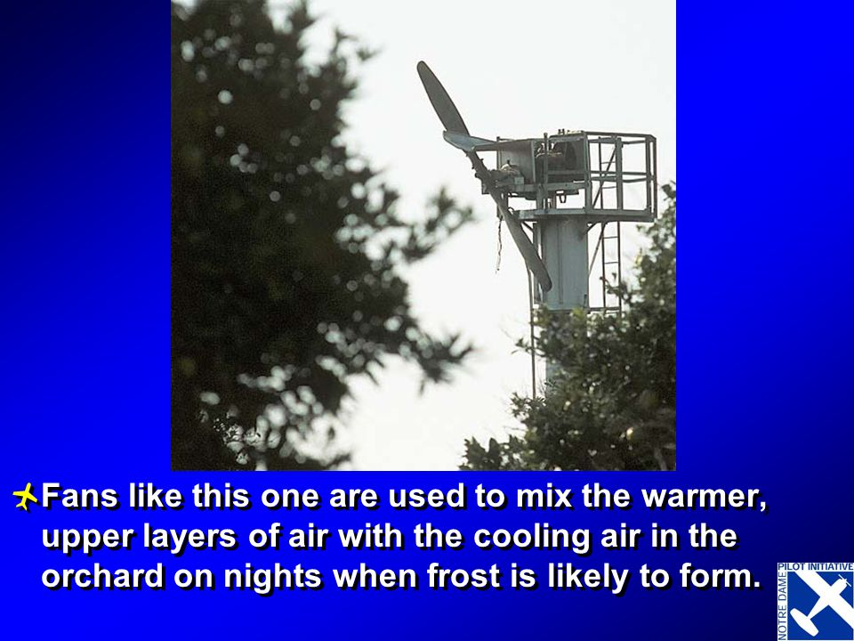 Orchard Orchards try to eliminate the inversion. Anyone from FL